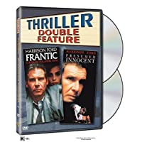 Frantic/Presumed Innocent (Thriller Double Feature) (Bilingual) [Import]