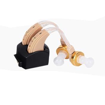 HAIZHEN Amplificador de audición todo Control digital de volumen del amplificador de sonido personal (recargable