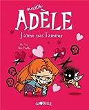 """Afficher """"Mortelle Adèle n° 04<br /> J'aime pas l'amour"""""""