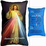 Jesus Divina Misericordia Coronilla Almohada de Oracion
