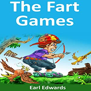 The Fart Games Audiobook