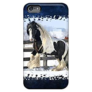 iphone 5 / 5s Protector cell phone shells Hot New cases spotted gypsy vanner