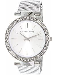Michael Kors Women's Darci MK3367 Silver Stainless-Steel Quartz Watch