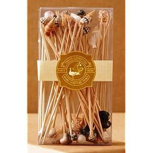 51nxaFBdwZL._SS300_ Top Rated Sets of Seashell Toothpicks