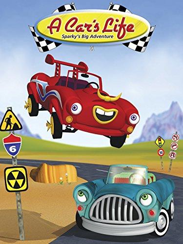 - A Car's Life - Sparky's Big Adventure