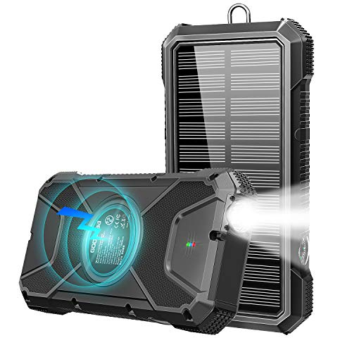 Solar Power Bank Fast