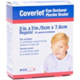 Coverlet Eye Occlusor Eye Patch Regular Size 20/box