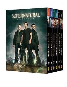 Supernatural Boxet: Season 1-6