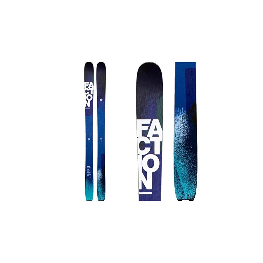 Faction Nine5 Skis