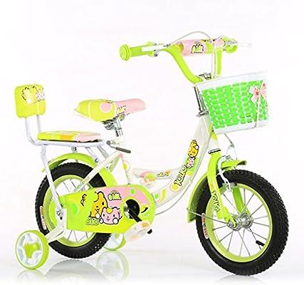 XXHDYR Bicicletas para niños Bicicletas para niños de 3 a 5 ...