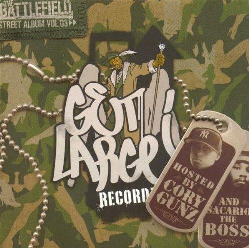 Price comparison product image The Battlefield : Street Album / Vol.3