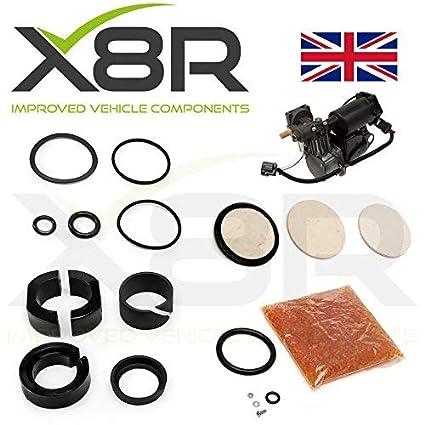 Land Rover Discovery 3 4 Range Rover Sport Compresor Aire Kit De Reparación Hitachi