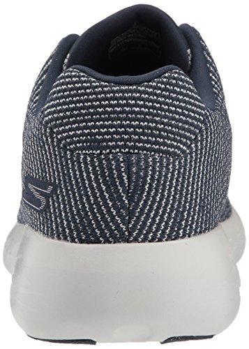 Skechers Mens Go Run 600-ottieni Sneaker Navy / Grigio