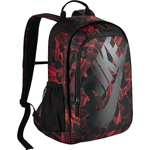 Nike Hayward Futura 2.0 Print Laptop Backpack STUDENT school bag print red
