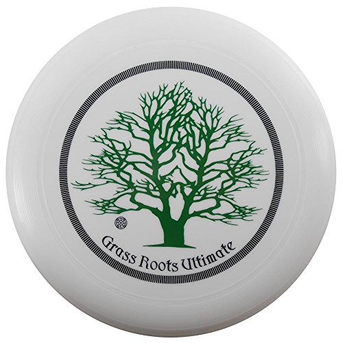 Wham-O UMAX Grassroots Ultimate 175g Ultimate Frisbee Disc [Colors May Vary]