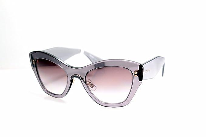 Gafas de Sol MIU MIU MU 11PS TBD TRANSPARENT GREY - GREY ...
