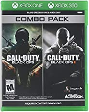Activision Call of Duty: Black Ops 1 & 2 Combo Pack (Xbox