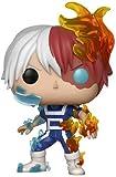 Funko POP! Animation: My Hero Academia - Todoroki Collectible Figure, Multicolor