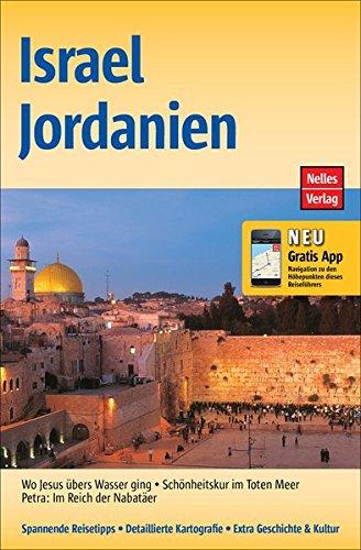 Nelles Guide Reiseführer Israel - Jordanien