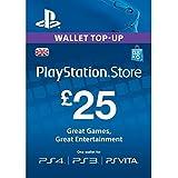 PLAYSTATION Network Card £25 (輸入版:UK版:プレイステーションネットワークカード 25ポンド) [並行輸入品]