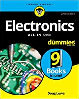 Electronics All-in-One For Dummies, 2nd Edition Front Cover