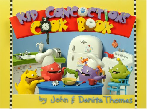 (Kid Concoctions Cook Book)
