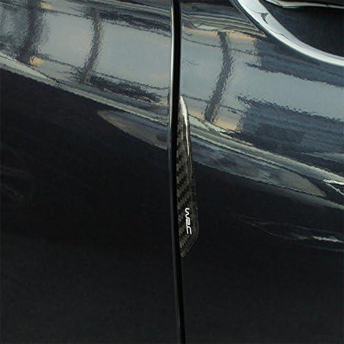 Finoki salva porta auto protezione portiera auto con nastro biadesivo di 3M bianco
