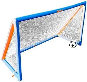 Airpro - Set de balón y portería de fútbol (The Ninja Corporation 5272)