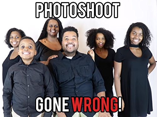(Photo Shoot gone Wrong)