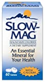 Slow-Mag Magnesium Chloride Dietary Supplement with Calcium, 60 Review and Comparison
