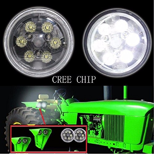 Lawn Tractor Led Lights - 2