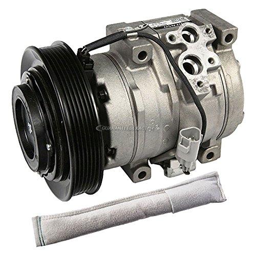OEM AC Compressor w/A/C Drier For Toyota Celica 2000-2005 - BuyAutoParts 60-88031R4 New