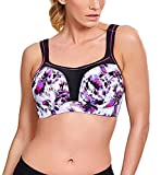 Panache Ultimate High Impact Underwire Sports Bra, 28DD, Paint