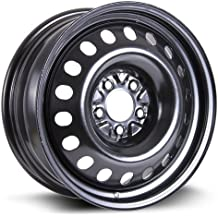 Steel Rim 17X7, 5x114.3, 71.5, +40, black finish (MULTI APPLICATION FITMENT)
