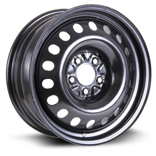 Steel Rim 17X7, 5X114.3, 71.5, +40, black finish - Chevy Impala 2011 Rims