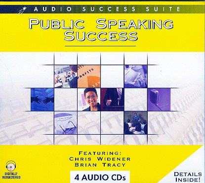 Public Speaking Success - Increase Your Speaking Power with these Effective Techniques (Audio Success Suite)