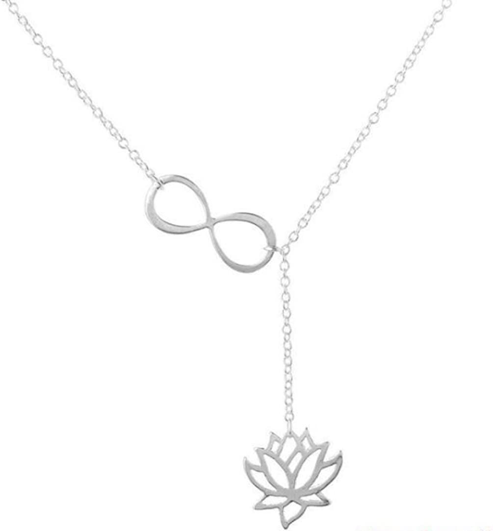 Collar Infinito Lotus