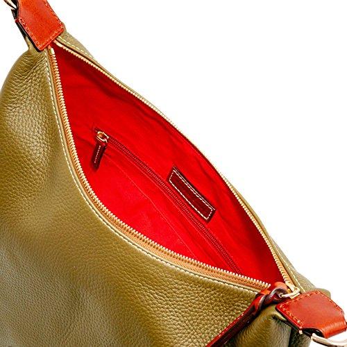Olive Grain Shoulder amp; Hobo Pebble Bourke Dooney Bag Juliette RgqxH8tw