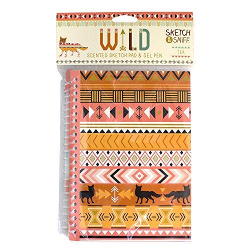 Scentco's Wild Sketch Pad - Tea