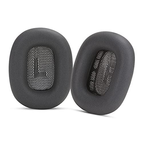 repuesto de almohadillas para auriculares airpods max negro