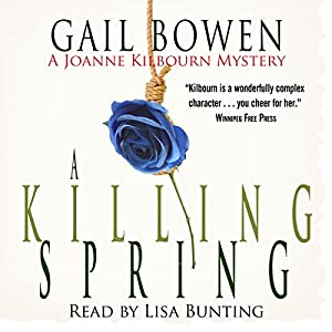 A Killing Spring Audiobook