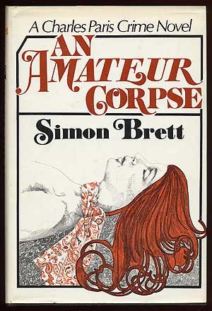 book cover of An Amateur Corpse