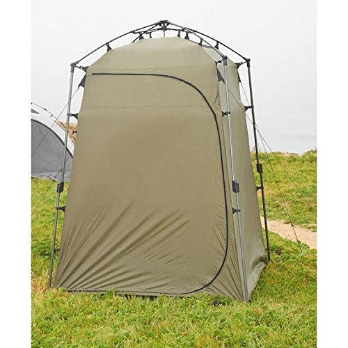 Easy Setup Lightspeed Outdoors 3-in-1 Polyester Privacy Shelter For Camping with Carry Bag