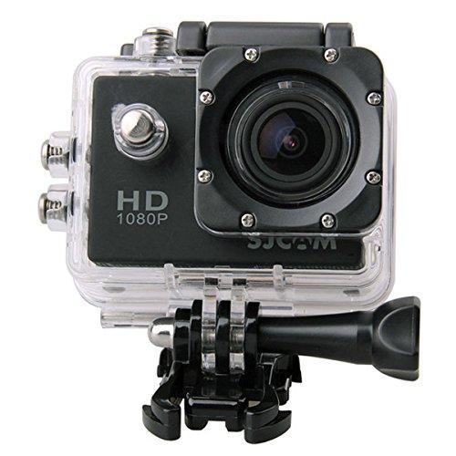 SJCAM SJ4000 2 #34; LCD Screen Sport Action Camera Diving Full HD DVR DV Waterproof Extreme Sport Helmet Action Camera