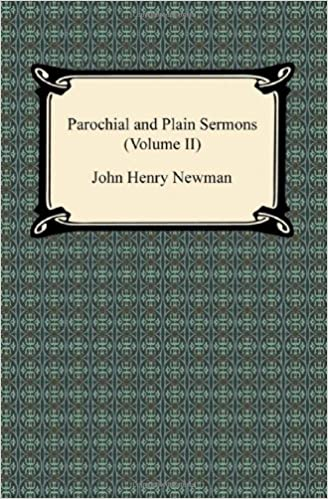 Parochial and Plain Sermons (Volume II): 2