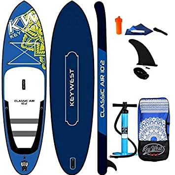 Key West - Paddle Hinchable Classic Air 10.2: Amazon.es ...