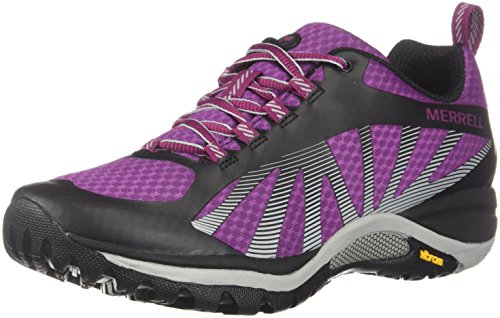 Merrell Women's Siren Edge Hiking Shoes, Amaranth, 7.5 Medium ()