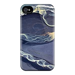 Fashion BHnEueE5504PrITm Case Cover For Iphone 4/4s(iceland Aerial 1) by supermalls