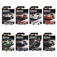 Mattel Hot Wheels DJM79 - 100 Jahre BMW Die-Cast Sortiment