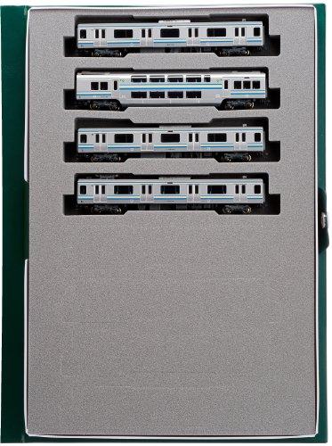 KATO Nゲージ E217系 横須賀線・総武線 新色 増結A 4両セット 10-844 鉄道模型 電車